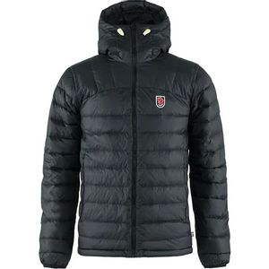Fjallraven Men's Expedition Pack Down Hooded Jacket - Black