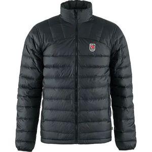Fjallraven Men's Expedition Packable Down Jacket - Black