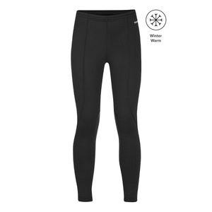 Kerrits Kids Fleece Lite Knee Patch Riding Tights - Black
