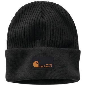 Carhartt Men's Rib Knit Hat - Black