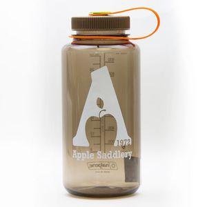 Nalgene  32oz Wide Mouth Water Bottle with Apple Saddlery Logo - Woodsmen