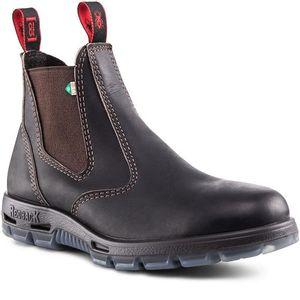 RedBack Unisex Bobcat CSA Boots - Claret Oil Kip