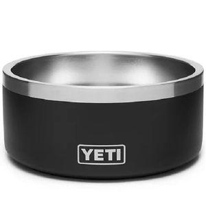 Yeti Boomer 4 Dog Bowl - Black