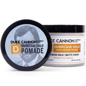 Duke Cannon Hurricane Hold Pommade 4.6oz