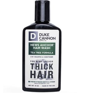 Duke Cannon Hair Wash - Tea Tree