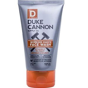 Duke Cannon Face Wash