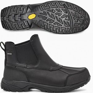 Ugg Men's Butte Chelsea Boot Black (1113956)