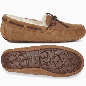 Ugg Women's Dakota Slippers Chestnut (1107949)