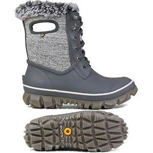 Bogs W Arcata Knit Grey Multi