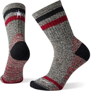 Smartwool Women's Hike Heavy Heritage Crew Socks - Black