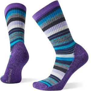 Smartwool Women's Margarita Hike Light Crew Socks - Desert Orchid