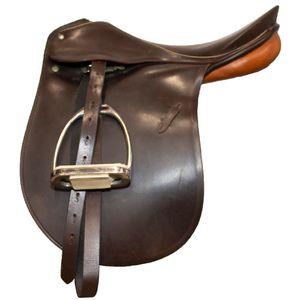 "Used Passier Baum Century Dressage Saddle 17"" M"