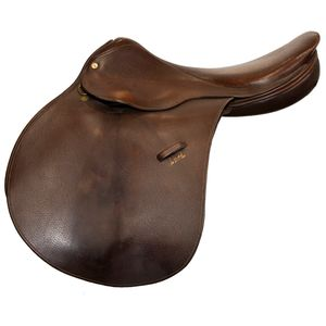 "Used Crosby Ian Millar C/C Saddle - 16.5"""