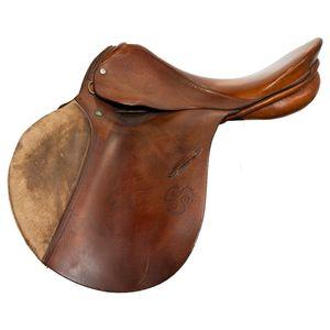 """Used Stubben A/P Saddle 17"""""""