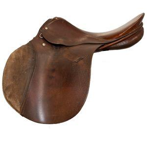 """Used Stubben Krefeld Saddle 17"""""""