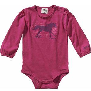 Carhartt Infant Girls Ls Bodyshirt Vryb