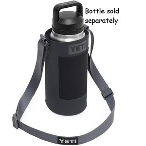 Yeti Rambler Bottle Sling Large - Charcoal