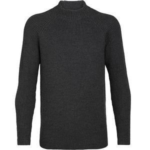 Icebreaker M Hillock Funnel Sweater Char