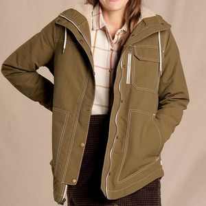 Toad & Co. W Forester Pass Sherpa Parka