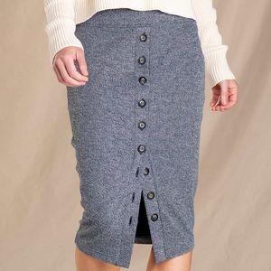 Toad & Co. Boogaloo Midi Skirt Big Sky