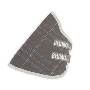 Rhino Original 150g Hood - Charcoal/Blue/White Check with Grey