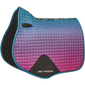 Prime Ombre A/P Saddle Pad - Midnight Aurora