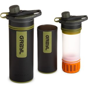Grayl Geopress Water Purifier - Camo Black