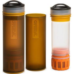 Grayl Ultralight Compact Purifier - Coyote Amber