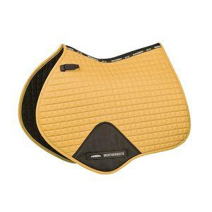 Weatherbeeta Prime Jump Pad - Mustard Yellow