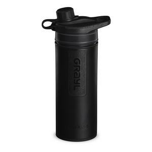 Grayl Geopress Water Purifier-Covert Black
