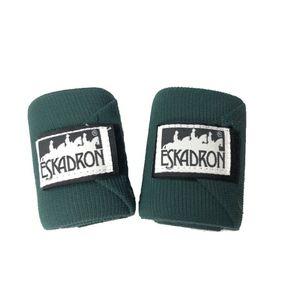 Eskadron Training Bandages - Hunter Green