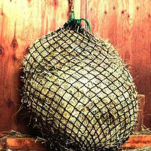"Handy Hay Nets Medium Bag 1"" Holes - Hardware Included"