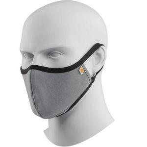 Carhartt Men's Cotton Blend Ear Loop Face Mask - Asphalt