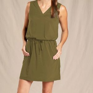 Toad & Co Women's Sunkissed Liv Dress - Olive