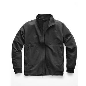 The North Face Men's Tekno Ridge Full Zip Fleece Jacket - Asphalt Grey