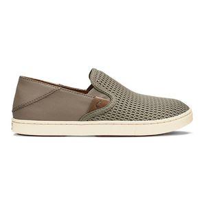 Olukai Women's Pehuea Slip-on Sneakers - Clay