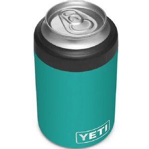 Yeti Rambler Colster Can Insulator - Aquifer Blue