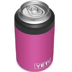 Yeti Rambler Colster Can Insulator -  Prickly Pear Pink