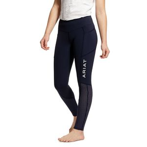 Ariat Youth Eos Kneepatch Tight-Navy