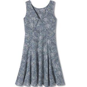 Royal Robbins Women's Essential Tencel Dress Tradewinds
