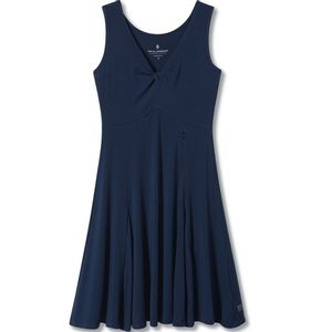 Royal Robbins Women's Essential Tencel Dress Deep Blue