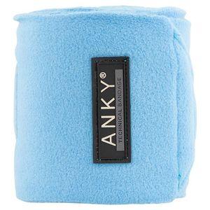Anky Fleece Polos - Bonnie Blue