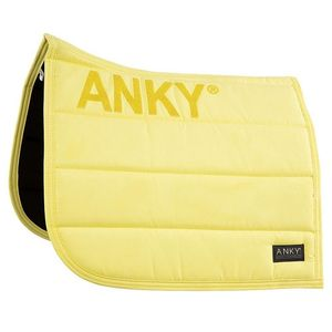 Anky Dressage Pad - Lime Light