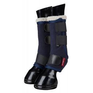 LeMieux Four Seasons Leg Wraps- Navy