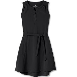 Royal Robbins Women's Spotless Traveler Tank Dress Black