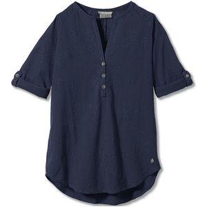 Royal Robbins Women's Oasis Tunic II 3/4 Sleeve Navy