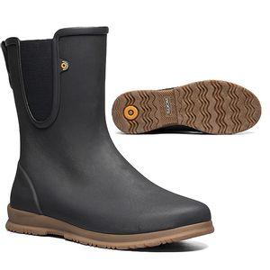 Bogs Women's Sweetpea Tall Rain Boots Black