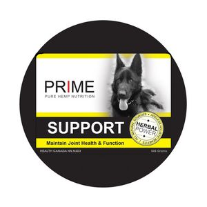 Prime Hemp Support Dog (Pain Relief)