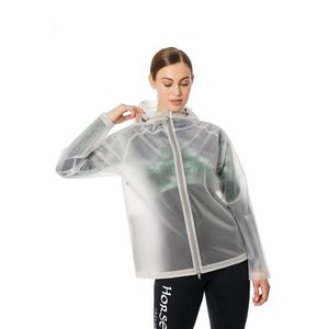 Horseware Ireland Transparent Waterproof Rain Jacket