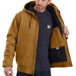 Carhartt Men's Full Swing Relaxed Fit Active Jacket Carhartt Brown